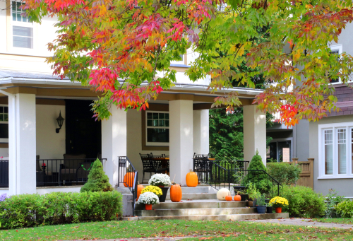How to Sell an Investment Property in the Fall