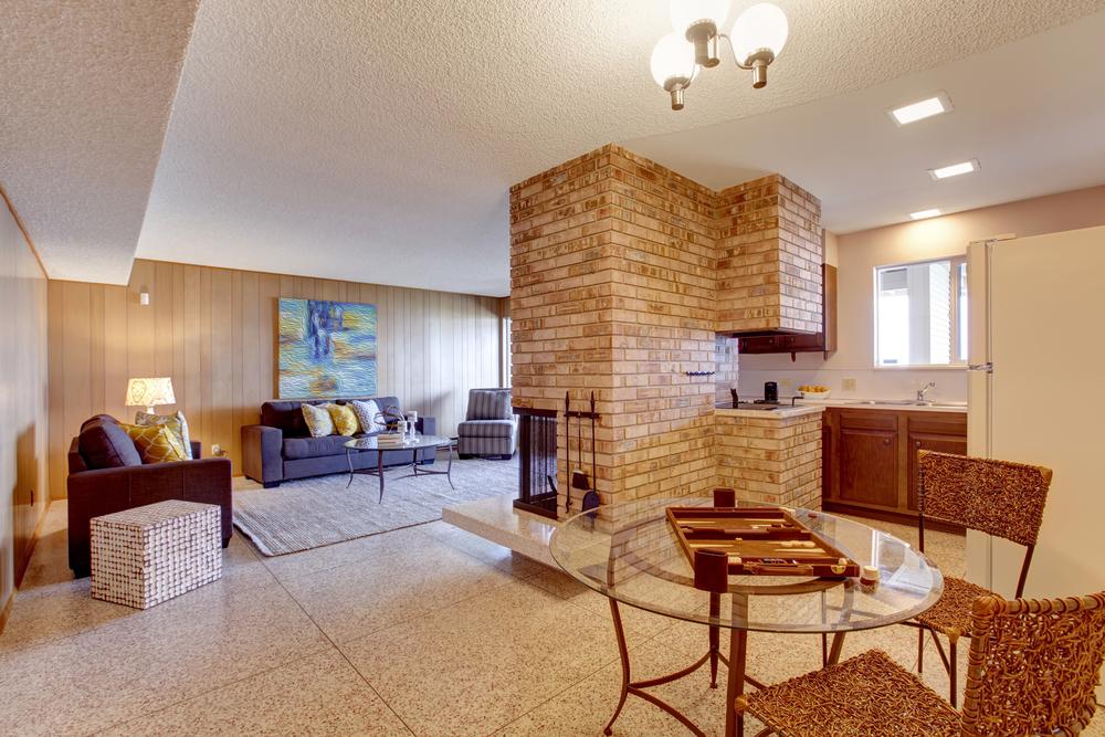 basement apartment, in law suite, adu