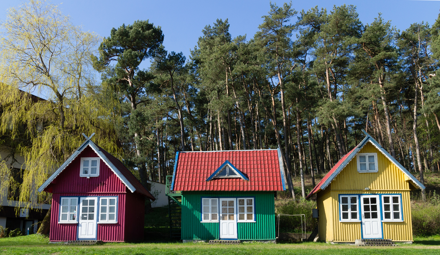 Cottages, cottage cluster, small homes